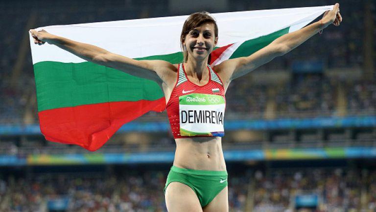 Страхотна Демирева се пребори за сребро в Берлин!