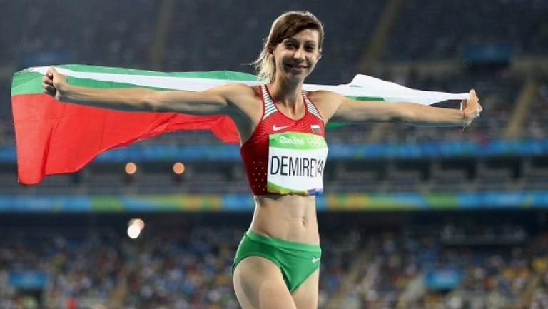 Демирева: Знаех, че нямам шанс за първото място с резултат под 2 метра