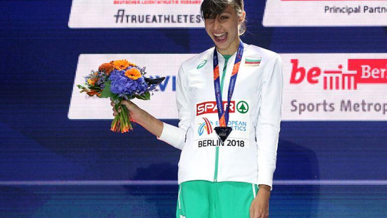 Мирела пред Sportal.bg: Скачах за всички, които обичат високия скок, и ми се получи