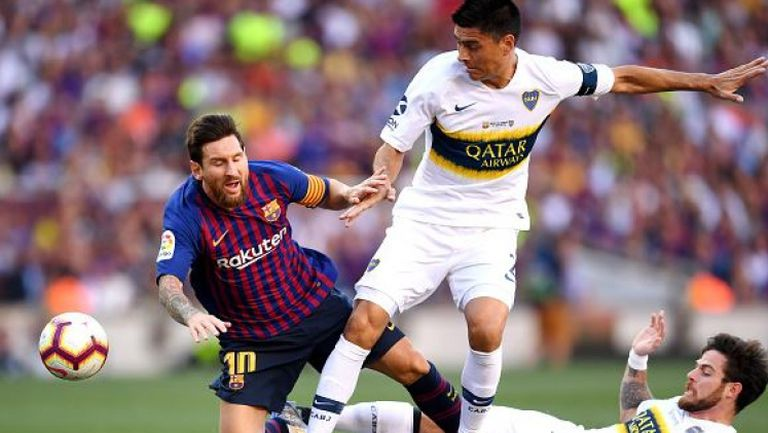 Барселона - Бока Хуниорс 3:0