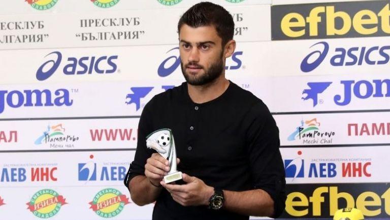 Петър Атанасов от Ботев (Враца) е играч №1 на V кръг