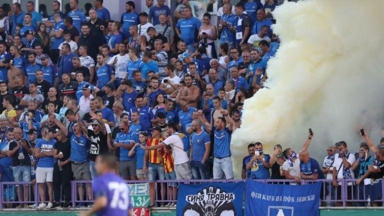 Димка спря мача във Велико Търново
