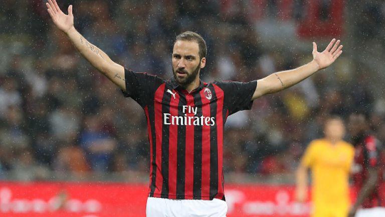 Патрик Кутроне в последната секунда донесе победата в дербито между Милан и Рома