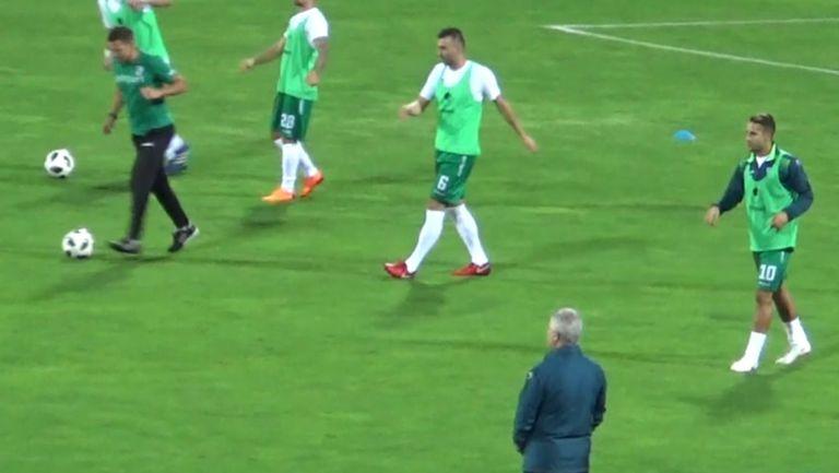 Берое се готви да свали Левски от върха на Първа лига