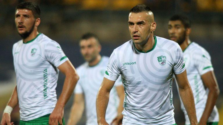 Камбуров: За нас футболистите е удоволствие да играем пред такава публика
