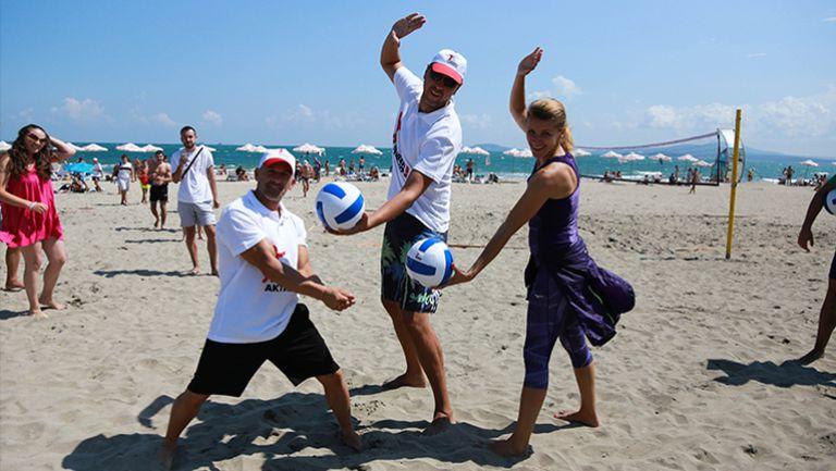 Евгени Иванов - Пушката: Елате да играем плажен волейбол през нощта