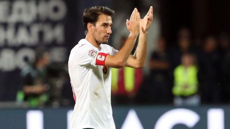 Ивелин Попов: Трупаме увереност, надявам се за мача с Кипър да има повече публика