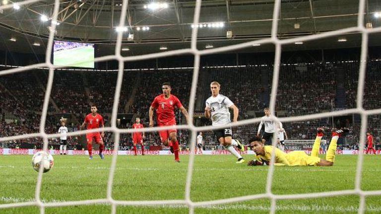 Германия - Перу 2:1