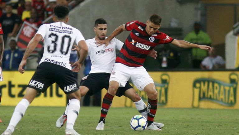 Фламенго и Коринтианс завършиха 0:0 за Купата на Бразилия