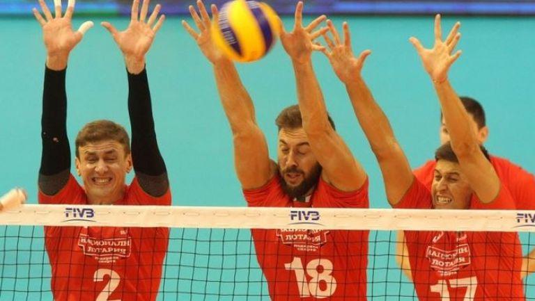 България не успя срещу Иран
