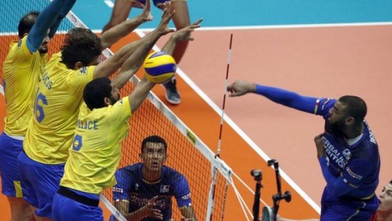 Бразилия се измъкна срещу Франция след петгеймова драма