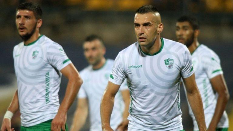 Берое измъкна трудна победа срещу Септември с 1:0