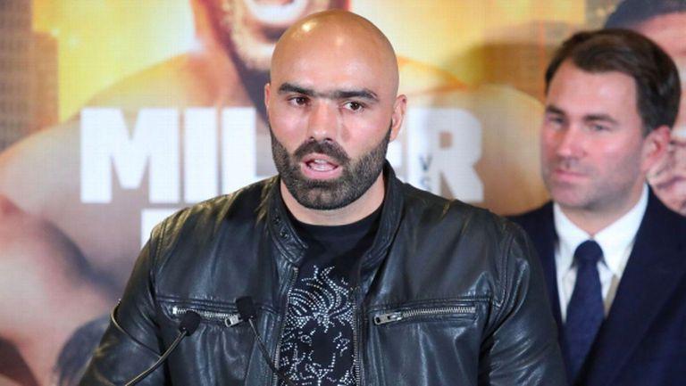 Богдан Дину: Кубрат Пулев е готин, но е време за реванш