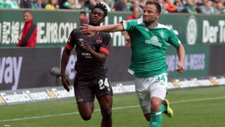 Мисиджан с дебютен гол за Нюрнберг