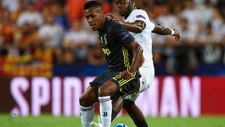 Валенсия - Ювентус 0:2