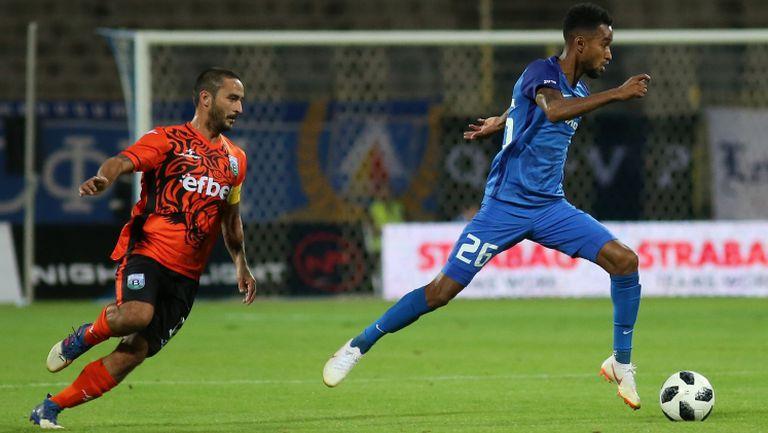 Втори гол на Костов и Левски поведе с 4:0 на Витоша