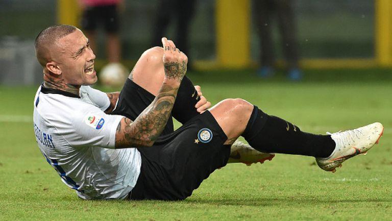 Интер надви Сампдория с гол в 94-та минута