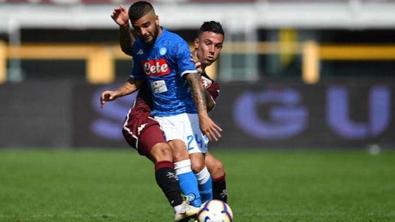 Наполи настигна Юве след успех с 3:1 срещу Торино