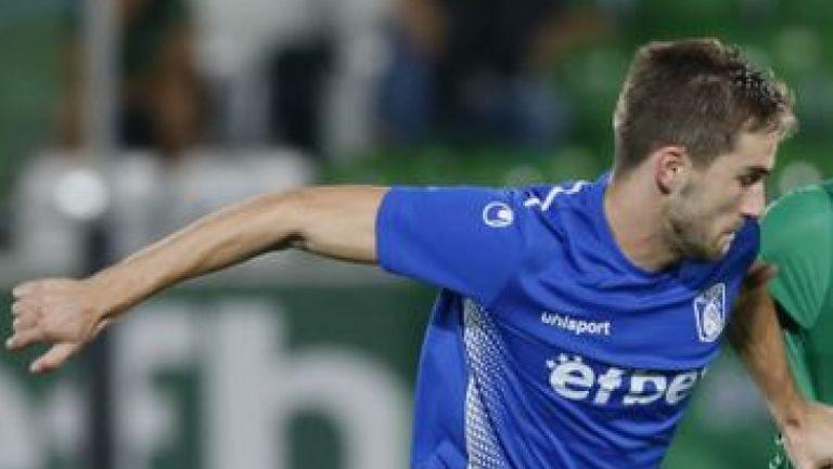 Милан Вушорович даде аванс на Верея срещу Дунав