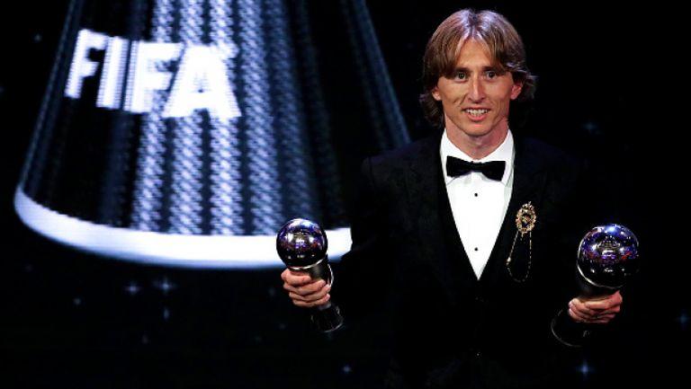Лука Модрич спечели наградата The Best FIFA