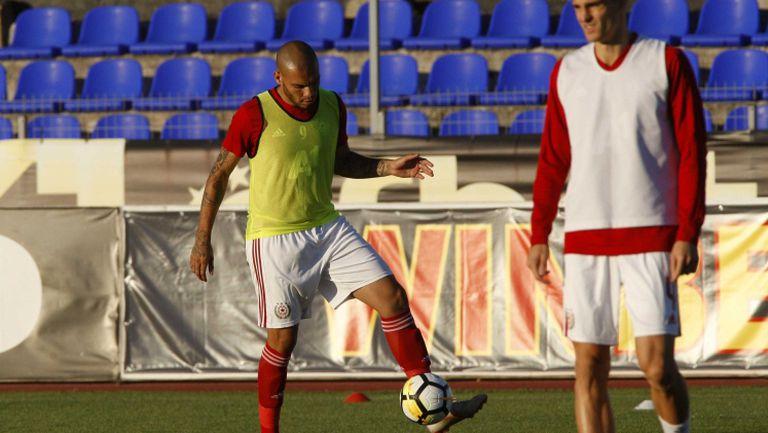 ЦСКА-София се изправя срещу Монтана за Kупата с мисъл за мача с Левски