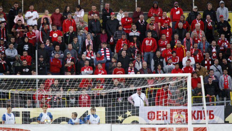 ЦСКА-София със сериозна подкрепа в Монтана