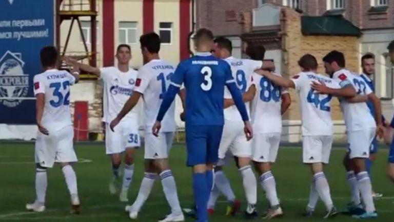 Динамо Барнаул - Оренбург 0:2