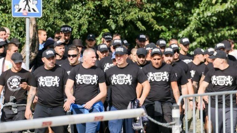 """Ултрасите на Левски влизат в сектор """"Б"""" на Националния стадион"""
