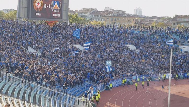 """Син """"екстаз"""" след гола във вратата на ЦСКА-София"""
