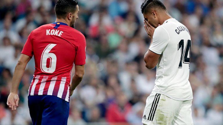 Реал не успя да пробие отбраната на Атлетико