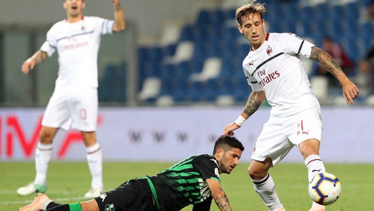 Милан се събуди и разби Сасуоло като гост