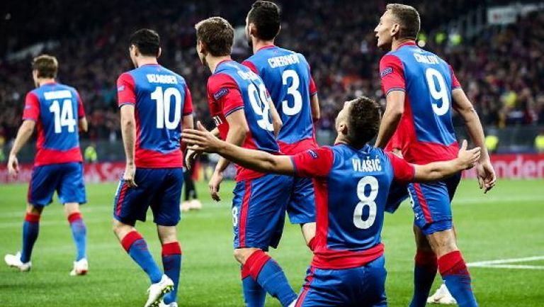 ЦСКА подчини Реал Мадрид в Москва