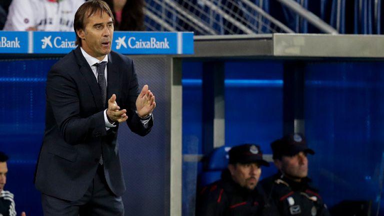 Лопетеги пое отговорността за поредната издънка на Реал (М)