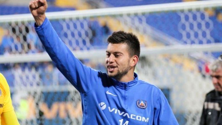 Голмайсторът Костов: Моята цел е Левски да стане шампион