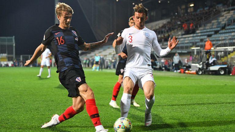 Хърватия - Англия 0:0