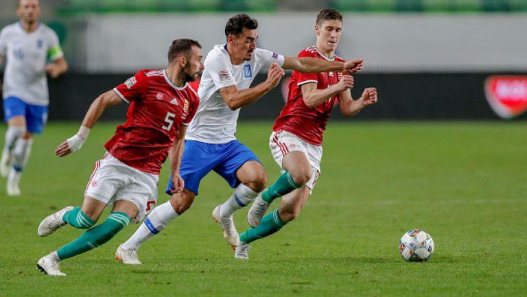 Гърция - Унгария 1:0