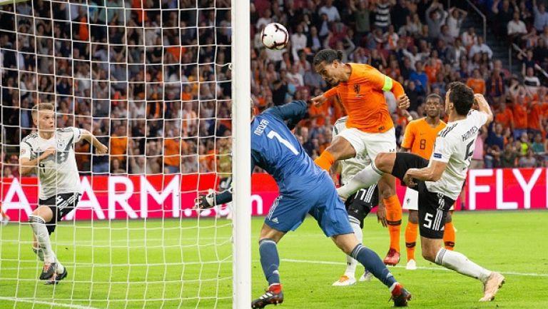 Холандия - Германия 3:0