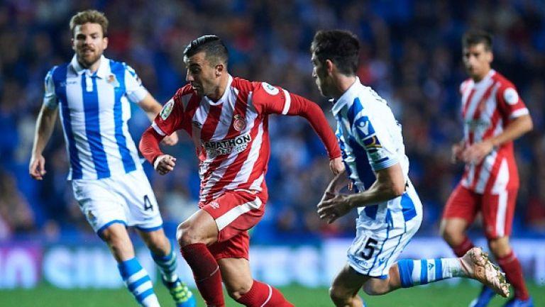 Реал Сосиедад - Жирона 0:0