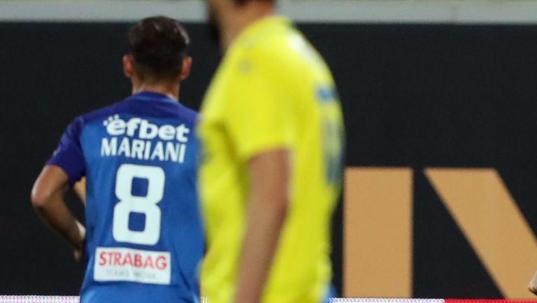 Втори гол в мача и за Мариани