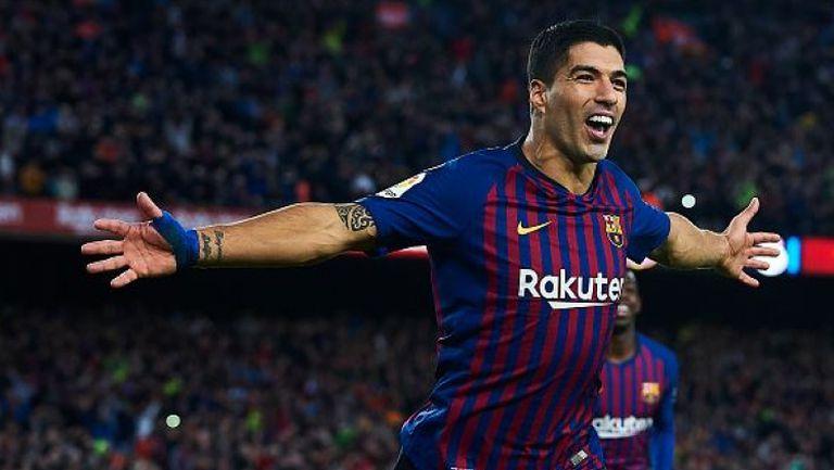 Барселона прегази Реал Мадрид с 5:1, Суарес с хеттрик