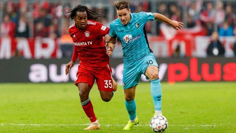 Байерн Мюнхен - Фрайбург 1:1