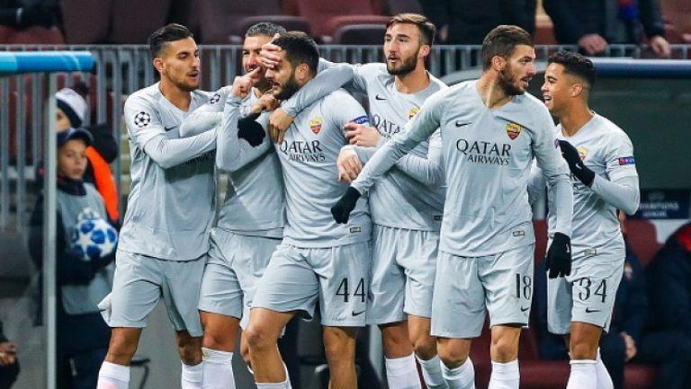 ЦСКА Москва - Рома 1:2