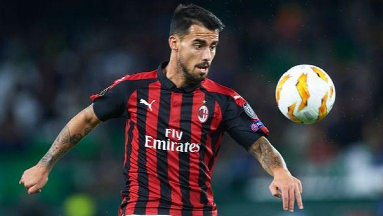 Сусо връща Милан в мача след гол от пряк свободен удар