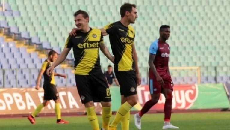 Ботев бие в последните секунди, 17-годишен дебютира с гол