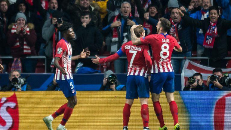Атлетико Мадрид - Атлетик Билбао 3:2