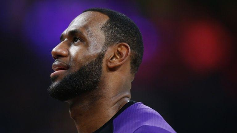 ЛеБрон Джеймс няма да играе на Световното в Китай