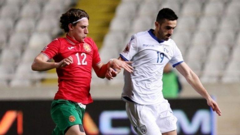Кипър - България 1:1