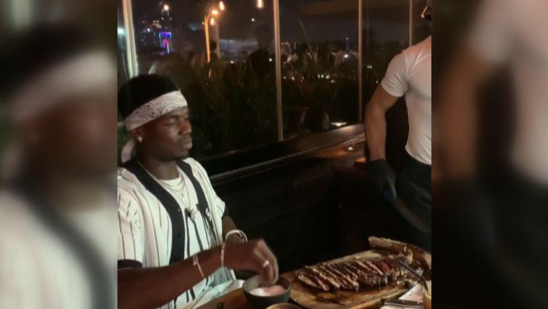 Погба трупа опит в ресторантьорския бранш в Дубай