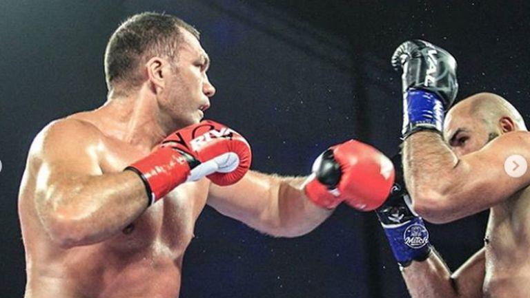 Кубрат Пулев срещу Даниел Дюбоа, но в спаринг