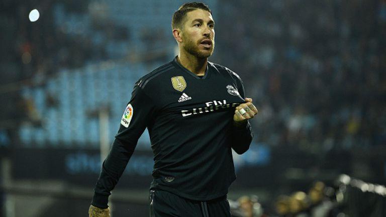 Серхио Рамос е дал положителна допинг проба, Реал веднага го защити